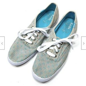 Keds Taylor Swift Edition Lace Up Tennis Shoes 7